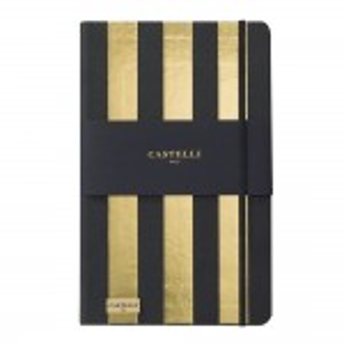 Записная книжка Кастелли  A5 (Stripes)