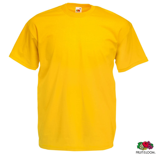 Футболка 0610360 желтая