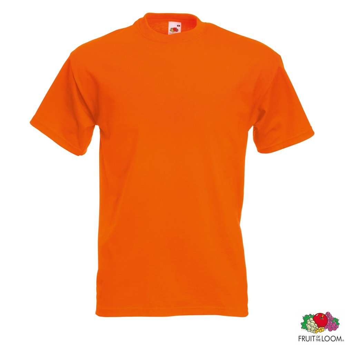 Футболка 0610440 оранжевая