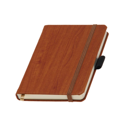 Записная книжка Гардена А6 12160 светло-коричневая