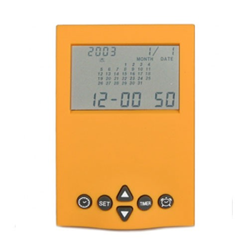 Часы 197336 оранжевые