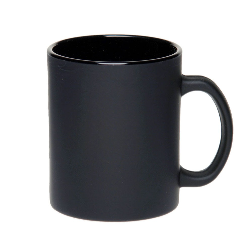 "Чашка ""Фрозен"" 263309 черная"