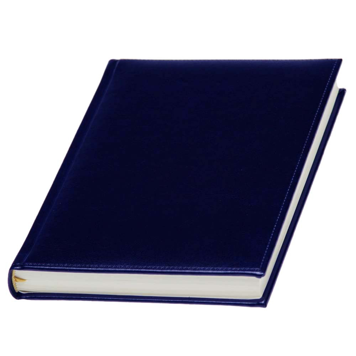 """Ежедневник """"Небраска"""" 83068 темно-синий"""