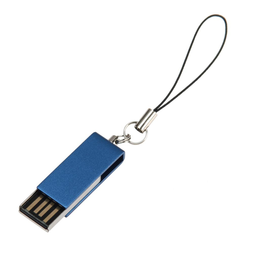 Флешка 910608 синяя