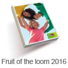 Fruit Of the Loom 2016