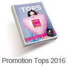 Promotion Tops Catalogue 2016
